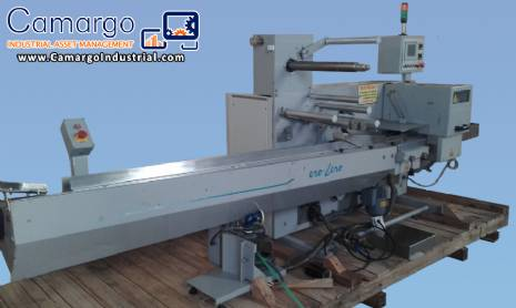 Horizontal Flow Pack packaging Cavanna