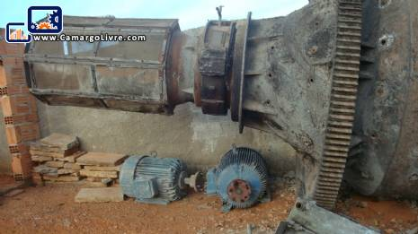 Ball mill Bicônico Hardinge 96 model