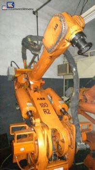 Industrial Robots ABB and Fanuc