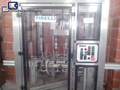 Labeling machine Tirelli