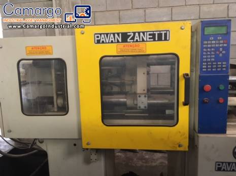 Injection molding machine Pavan Zanetti
