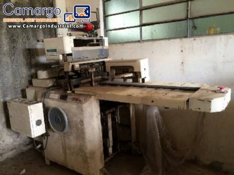 Cellophane wrapping machine Otto Haensel