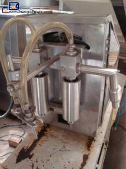 Semi automatic filling