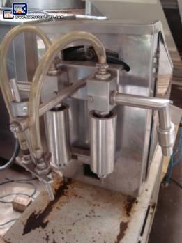 Semi automatic filling