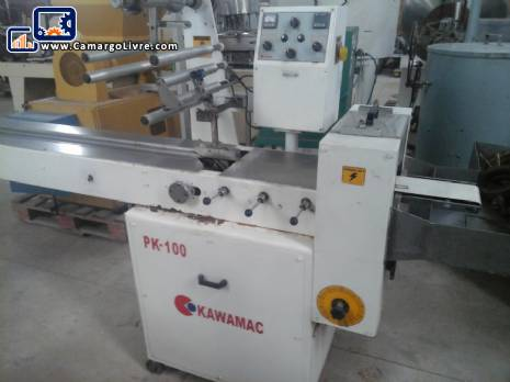Packing machine Flow Pack Kawamac
