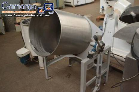 Centrifuge of vegetables and potatoes