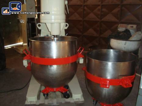 Hydraulic mixer to 260 kg manufacturer Amadio