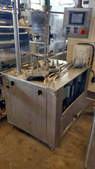 Stainless steel filling machine Wada