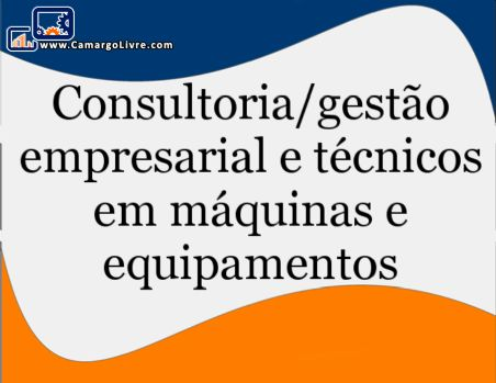 Consulting/technical machines and equipment
