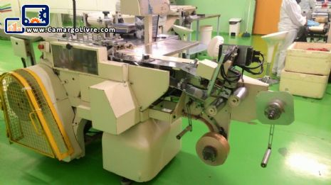 Packing machine Otto Haensel HTN