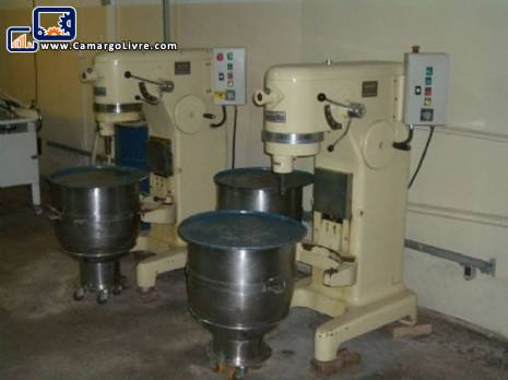 Industrial planetary mixer manufacturer Amadio