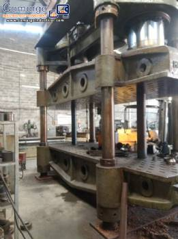 Hydraulic press Henry Berry e Leeds