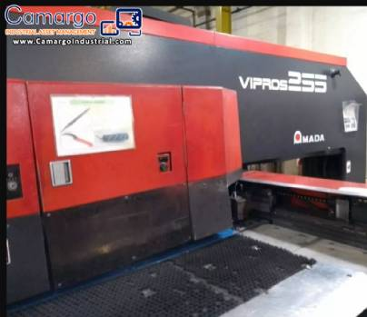 Sheet metal punch Amada