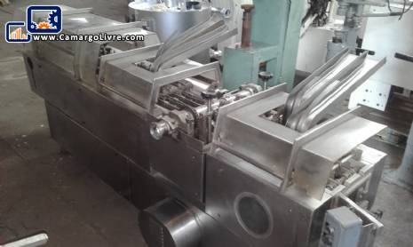 Filling dosing machine for cookies Peters