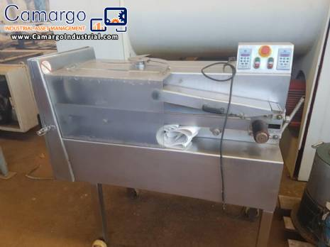 Equipment for cutting vegetables and long foods Incalfer