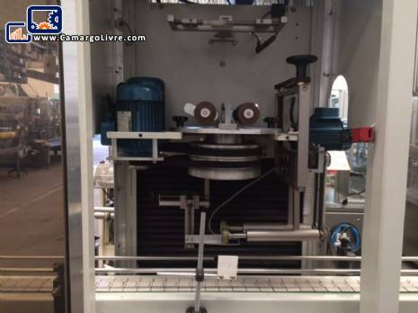 Labeling machine sleeve Pluralmack