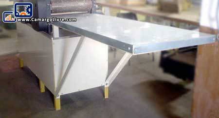 Cutting and Sheeter bullet mass