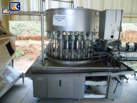 Filling machine Mesal