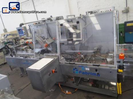 Packing machine Fabrima Cartopac
