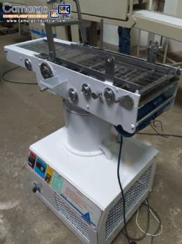 Chocolate enrobing machine Hebleimar