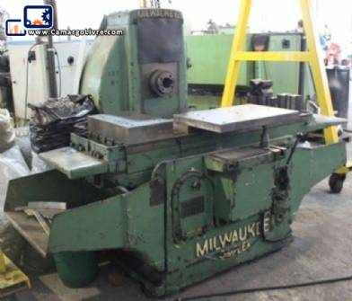 HORIZONTAL MILLING MACHINE MILWAUKEE SIMPLEX