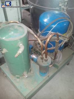 Together with refrigeration compressor