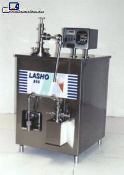 Continuous Ice Cream Producer Lasho