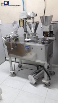 Stainless steel capsuller