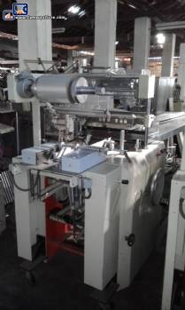 Packing machine Otto Hansel celofanadeira