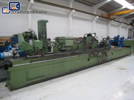 Cylindrical grinding Zocca