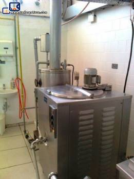 Complete plant for the production of ice cream e Shops