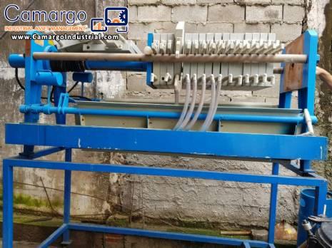 Filter press Tecitec
