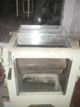 Sheeter with 4 cylinders