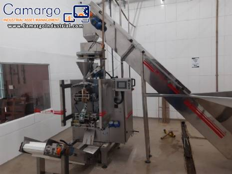 Automatic volumetric wrapping machine Maqinox