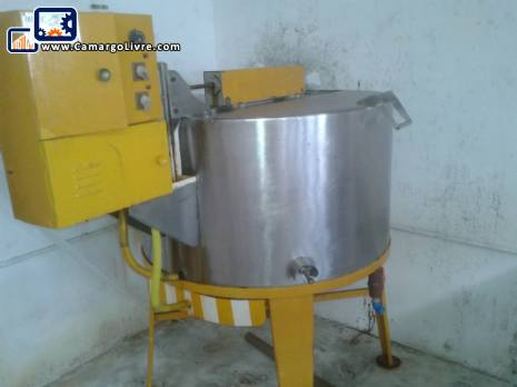 Stainless steel tank Plenty