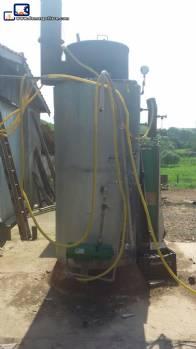 Vertical Boiler Caldec
