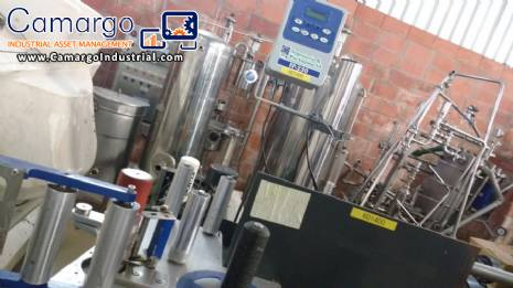 Labeling machine Ingeniería & Packaging