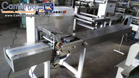 Flow Pack Packing Machine Emblamaq