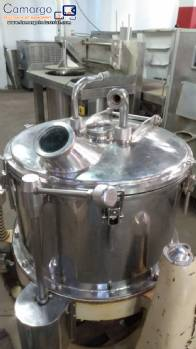 Industrial centrifuge machine  Grisanti