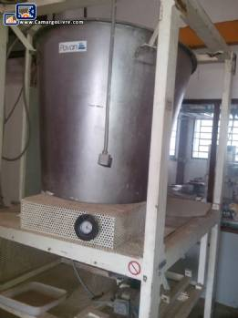 Stainless steel storage tank Pavan