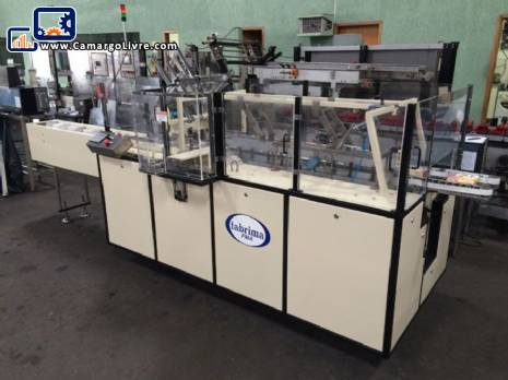 Wrapping machine Fabrima Flexicart