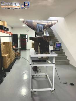 Weighing packer JHM Helimatic