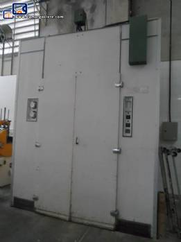 Industrial dryer for pasta manufacturer Saima