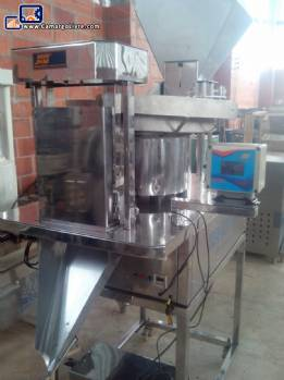 Filling machine JHM