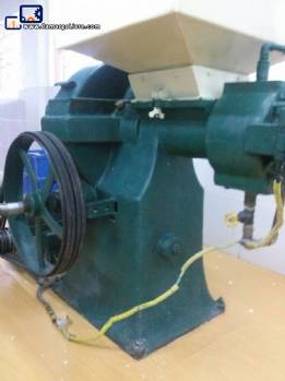 Extruder 110 mm cannon