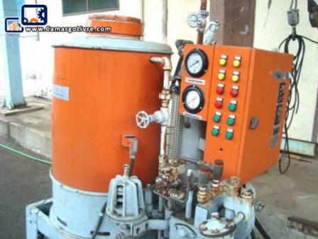 Steam generator A.S.C
