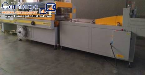 Automatic sealer shirink seminova Smipack