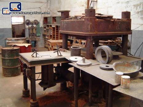 Mechanical press machines