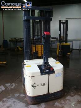 Electric forklift patolada