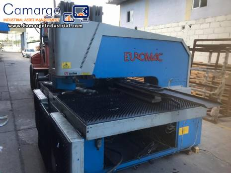 Punch for 30 T tons Euromac